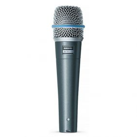 Micro vocal - Instrument SHURE BETA 57A
