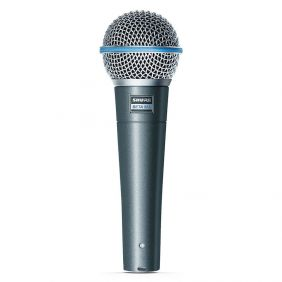 Micro vocal - Instrument SHURE BETA 58A