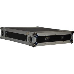 Flight Case Pro COMTECH Rack 2U 40cm
