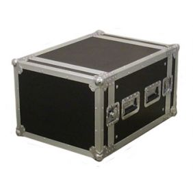 Flight Case Pro COMTECH Rack 8U 50cm