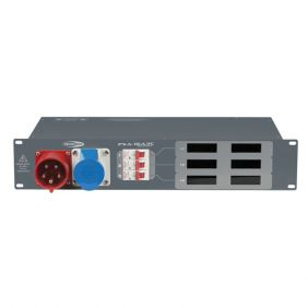 SHOWTEC PSA-16A3C 3x MCB, CEE out