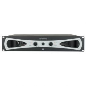 DAP-Audio HP-3000 Amplificateur 2U 2 x 1400W
