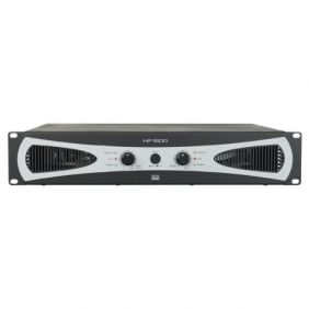 DAP-Audio HP-1500 Amplificateur 2U 2 x 750W