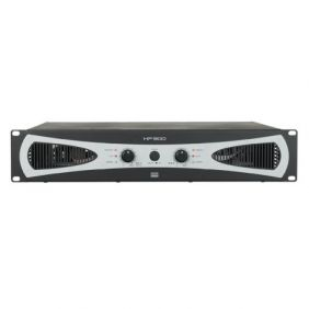 DAP-Audio HP-900 Amplificateur 2U 2 x 450W