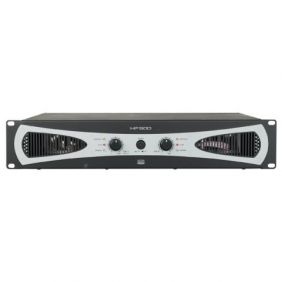 DAP-Audio HP-500 Amplificateur 2U 2 x 200W