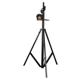 SHOWTEC WIND-UP LIGHTSTAND 4 M 40Kg