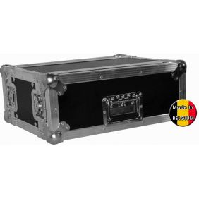 Flight Case Bulldog 4U 20cm + Couvercle
