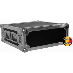 Flight Case Bulldog 4U 40cm + Couvercle