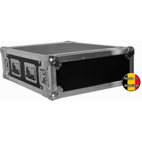 Flight Case Bulldog 4U 50cm + Couvercle