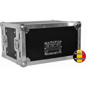 Flight Case Bulldog 6U 20cm + Couvercle