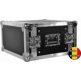 Flight Case Bulldog 6U 30cm + Couvercle