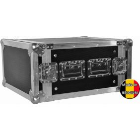 Flight Case Bulldog 6U 40cm + Couvercle