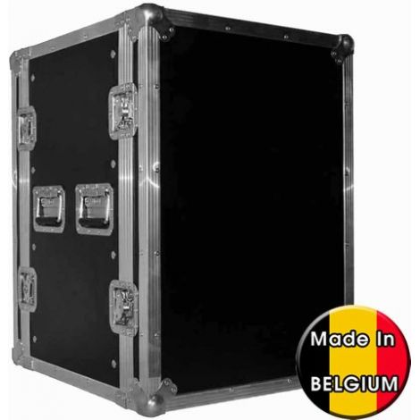 Flight Case Bulldog 16U 40cm + Couvercle
