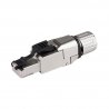 Connecteur rj45 TELGAR IE mfp 8 t568b cat6a
